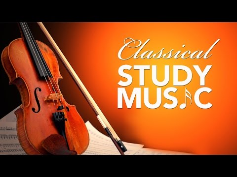 Relaxing Music for Studying, Classical Music, Background Music, Instrumental Music, Relax, �