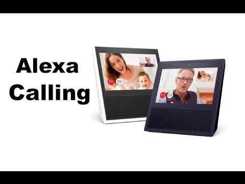 Alexa Calling Bald Kostenlos Mit Amazon Echo Telefonieren Youtube