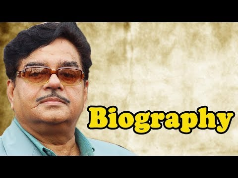 Shatrughan Sinha Biography | The One Who Made Bollywood 'Khaamosh'