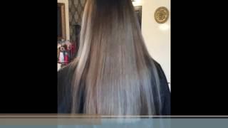 Хна для волос на осветленные волосы