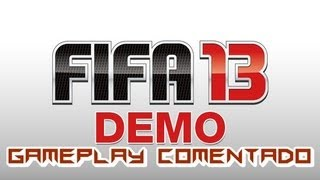 FIFA 13 GAMEPLAY  Demo pc