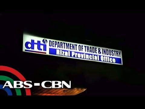 Bandila: 2 binatilyo na nanloob sa DTI sa Antipolo, timbog
