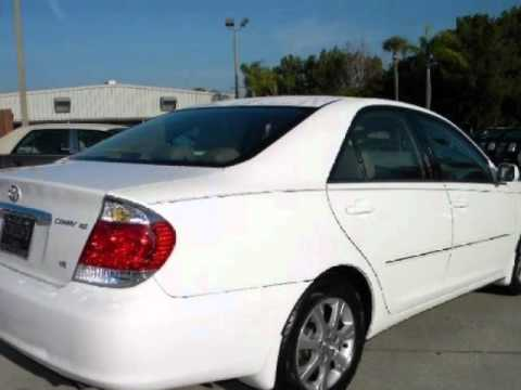2005 toyota camry 4dr sdn xle v6 auto youtube. Black Bedroom Furniture Sets. Home Design Ideas