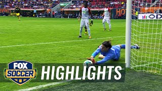 Top 5 Goalkeepers (so far) | 2017-18 Bundesliga Highlights