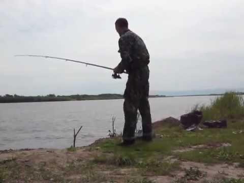 Рыбалка на даче. Плеть