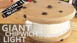 GIANT CHIPWICH LIGHT - A Decent Project