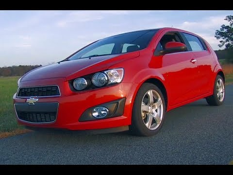 2012 chevy sonic ltz turbo review test drive mpgomatic. Black Bedroom Furniture Sets. Home Design Ideas