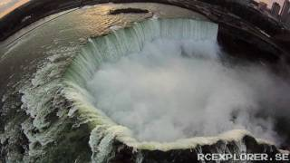 HD FPV - Niagara falls - The story of a fail - RCExplorer.se
