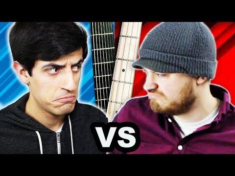 BASS vs. GUITAR