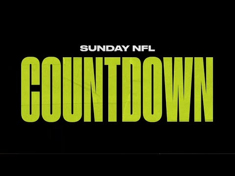 2019 ESPN Sunday NFL Countdown Intro/Theme