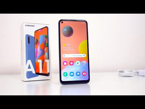 Wallpaper Samsung Galaxy A11