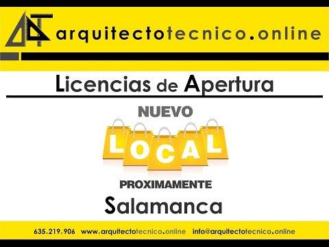 Licencias Apertura Salamanca Licencia Ambiental Proyecto Local Salamanca Precios