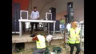 Ed Davenport @ Turmbühne Fusion Festival Lärz 2013