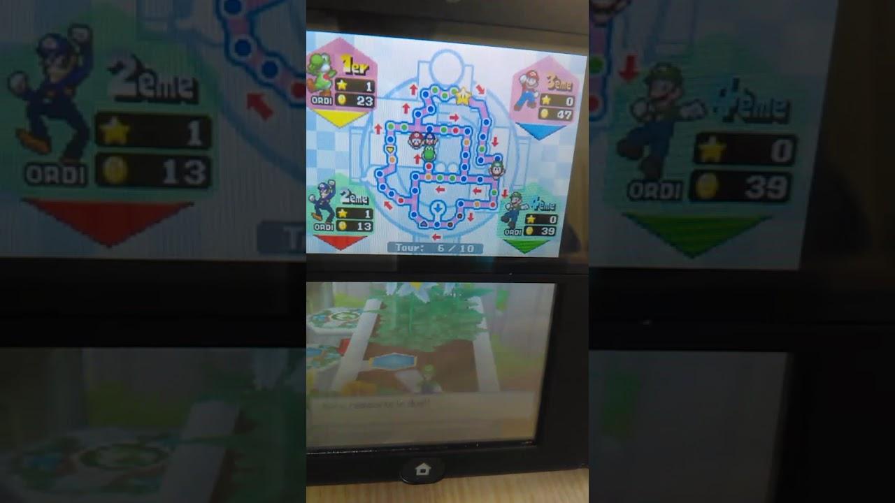 Mario Party Ds Wiggler Jardin Part 2