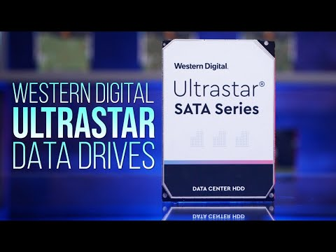 What to know about Western Digital Ultrastar Helium Drives