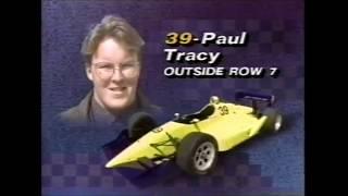 Paul Tracy's First IndyCar Race