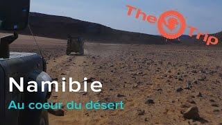 The Web série n°10   Au coeur du désert   The Trip, sur la trace des explorateurs