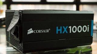 白金級轉換 全模組化線材 corsair hx1000i 電源供應器