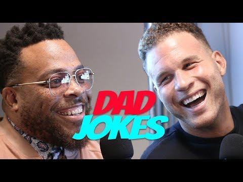 Dad Jokes | Blake Griffin vs. Tahir Moore (Sponsored by Red Bull)