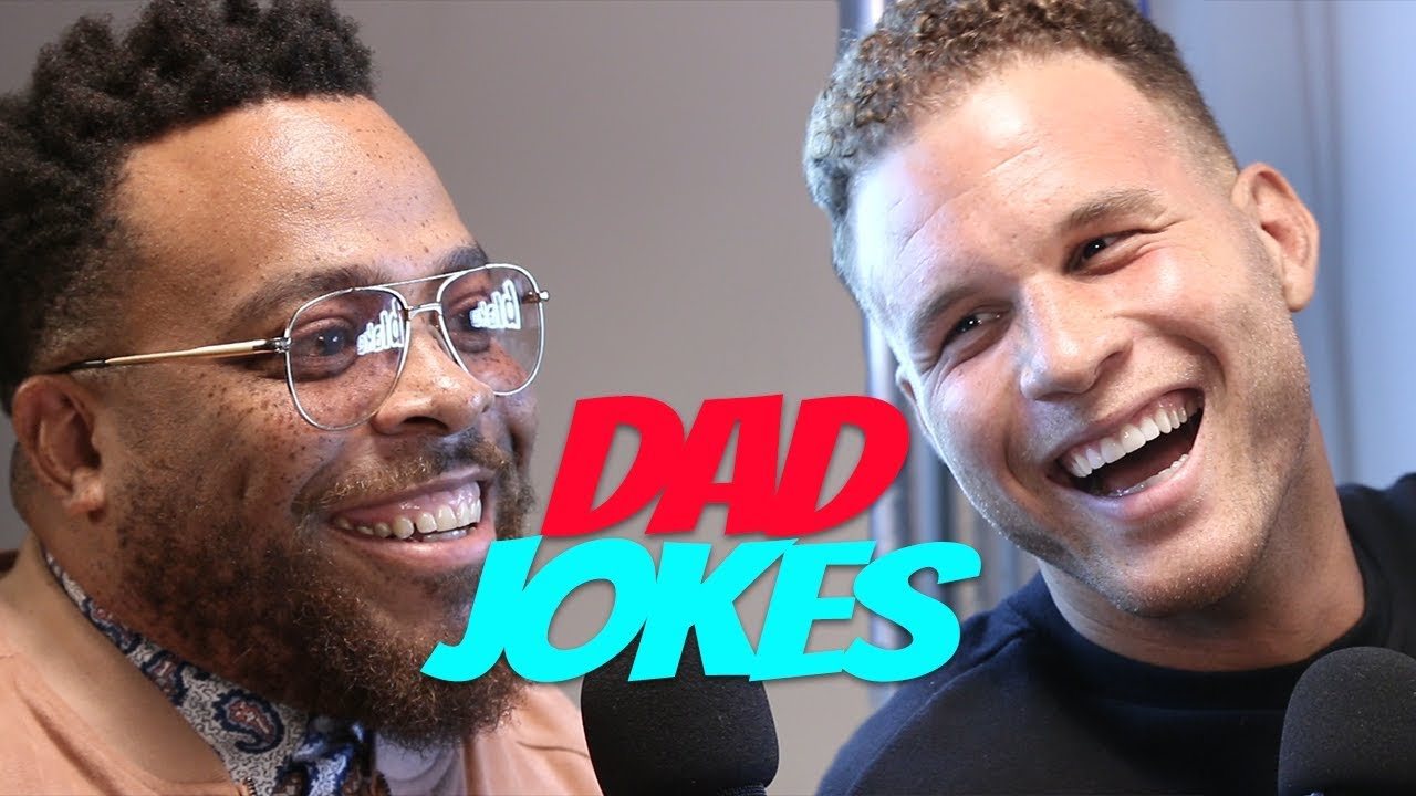 Dad Jokes | Blake Griffin vs. Tahir Moore (Sponsored by Red Bull)