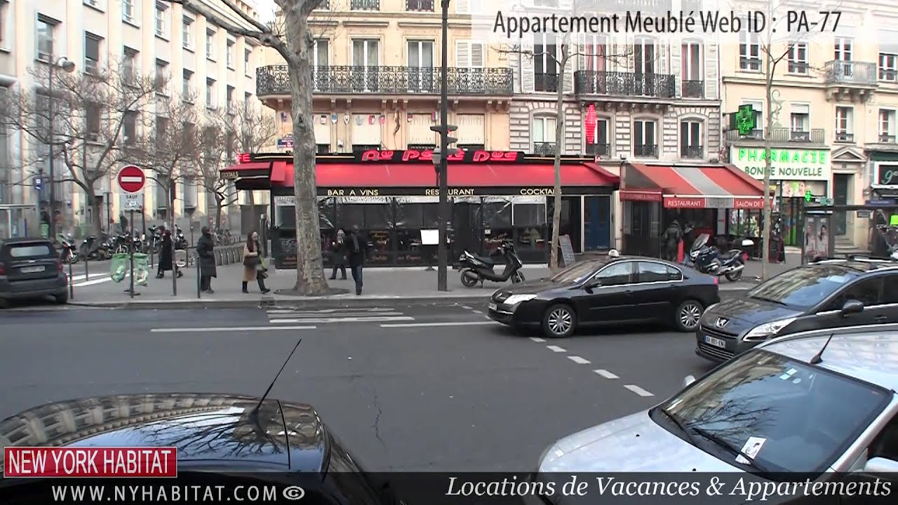Paris 2 me arrondissement visite guid e d 39 un for Louer un appartement meuble a paris