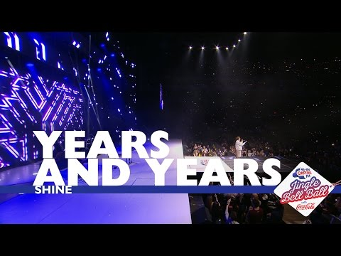 Years And Years - 'Shine