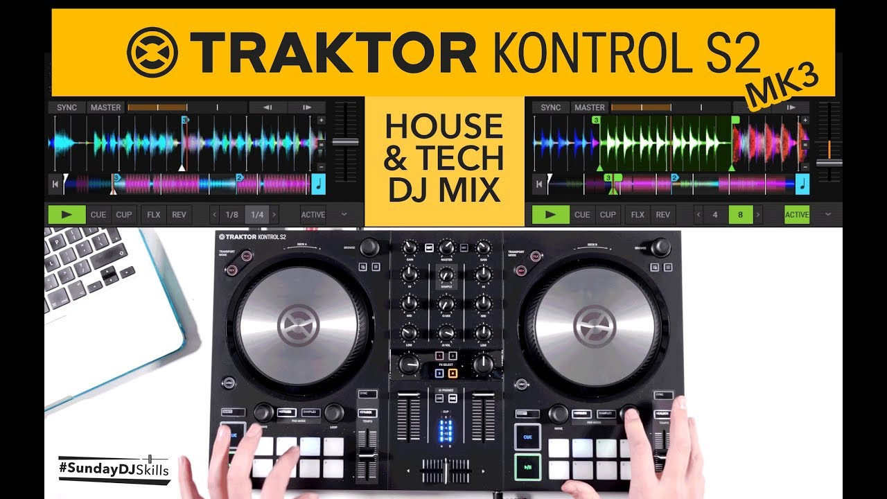 Advanced dubstep mixing tutorial with the traktor kontrol s2 by.