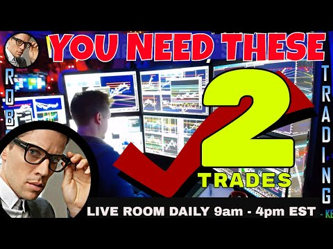 💥 Learn These 2 Trades Today💥 Learning to Day Trade Emini's