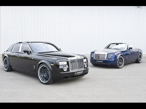 Reportage/Documentaire Rolls Royce Phantom drophead Fr