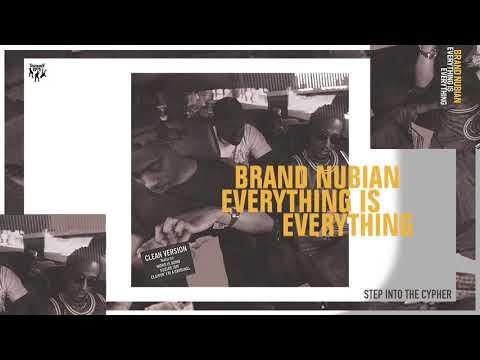 Brand Nubian - Step Into Da Cypher (feat. Maestro Manny, Serge & Snagglepuss)