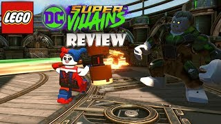 LEGO DC Super-Villains (Switch) Review (Video Game Video Review)