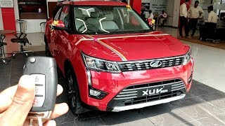 Mahindra XUV 300 W8 (O) 2019 detailed Review