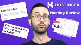 Review hosting HOSTINGER   Opinión sincera sobre este alojamiento web