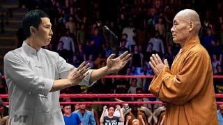 Donnie Yen vs Masters - Wing Chun vs Kungfu  Training Highlights