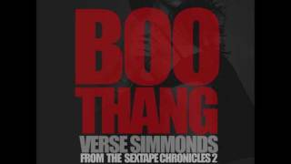 Verse Simmonds - Boo Thang (Feat. Kelly Rowland)