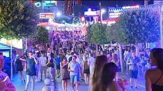 الخمور ممنوعة في إسبانيا بسبب السياح «السكرانين» (فيديو)