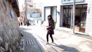 大山大海:Busan Travel