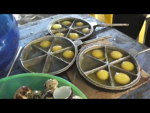 Thumbnail: Vietnam street food - Cooking 100 Eggs for Pizza Breakfast Meal in Vietnam
