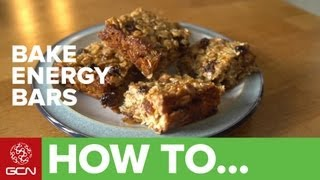 How To Make Energy Bars - Gcn's Food For Cycling