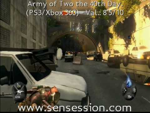 Army of Two the 40th day analisis review