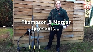 Thompson & Morgan presents the Handy 4 In 1 Multi Tool