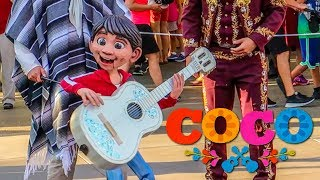 A Musical Celebration of Coco - FULL SHOW - Disneyland
