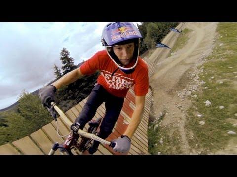 GoPro: Red Bull Joyride Course Preview with Martin Söderström - Crankworx Whistler 2013