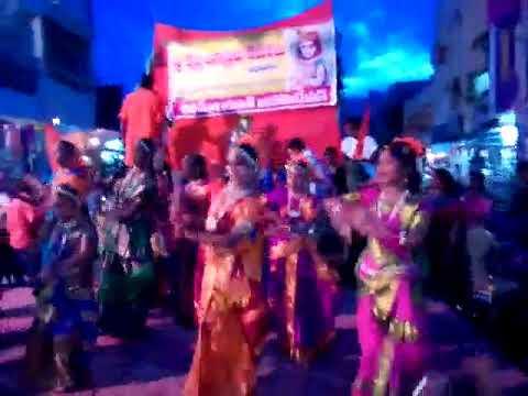 MAhaganapathi song DANCE By SAHITHI ACADEMY || A.R Rehman ||