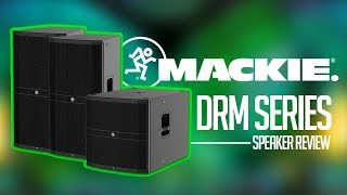 Product Spotlight: Mackie DRM 215 / 18s (Speaker Review)   Surprisingly AWESOME!