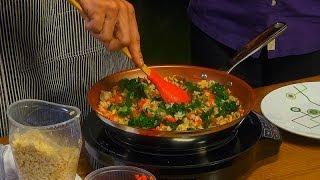 Rice Pilaf - Nourishing Recipes
