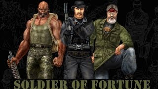 Soldier of Fortune (PC) Gameplay