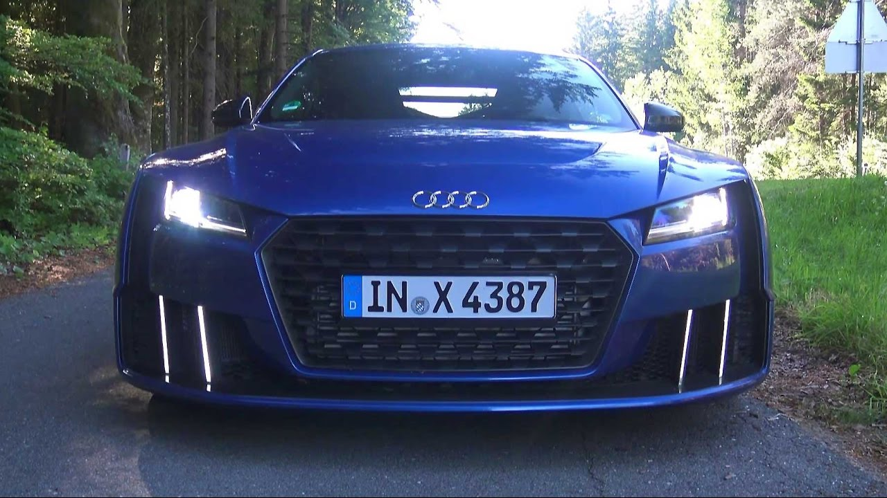 Audi Tt Clubsport Turbo Onboard Ride Sound Revs And