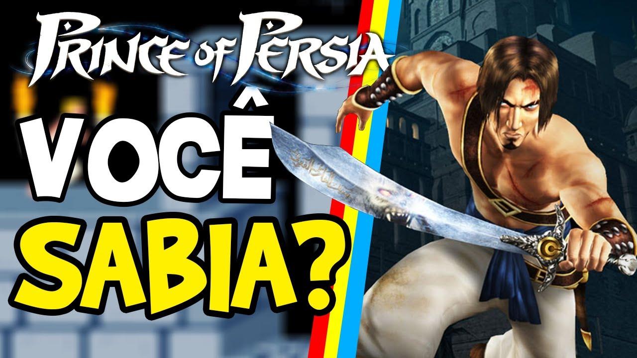 CONHEÇA A INCRÍVEL HISTÓRIA DE PRINCE OF PERSIA