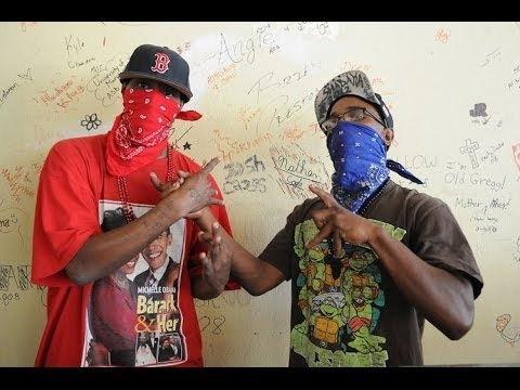 Los Angeles Gang Capital of the World